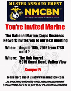 NMCBN August