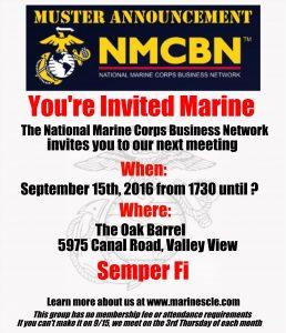 NMCBN September